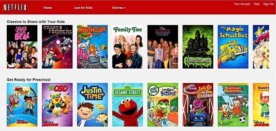 Family Ties Netflix | www.diethood.com | #ad #NetflixFamilies