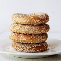 Gevrek - Soft Pretzel | www.diethood.com | #softpretzelrecipe #gevrek #bread