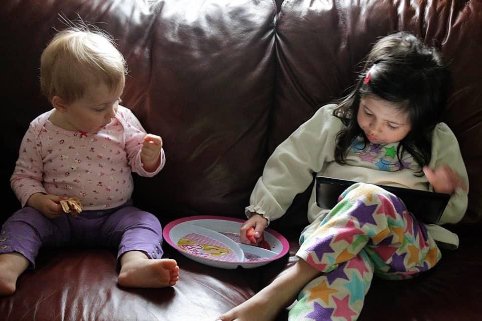 Kids & Netflix | www.diethood.com | #ad #NetflixFamilies