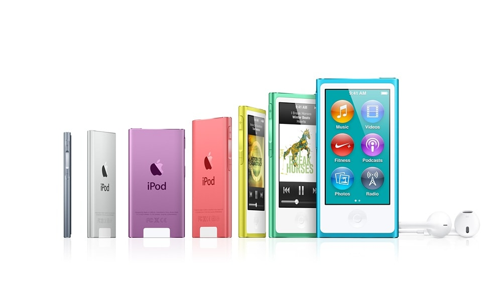iPodNano Giveaway | www.diethood.com