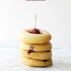 Cherry Donuts #10lbCherryChallenge