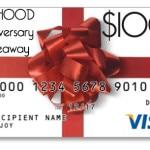 DIETHOOD BLOGIVERSARY + $100 Visa Gift Card Giveaway
