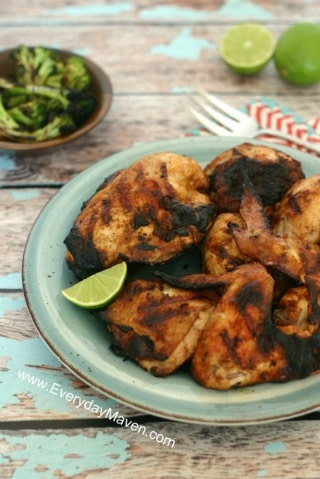 Peruvian Grilled Chicken from Everyday Maven