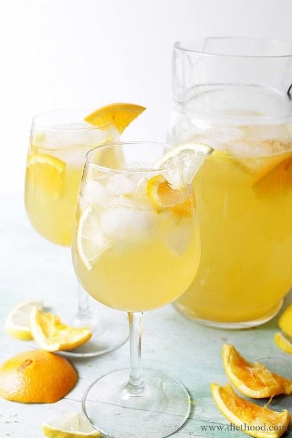 White Sangria Recipe | Diethood