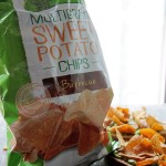 Thingamajig Tuesdays: Smashed Avocado Toast with Sweet Potato Chips #GiantFlavor