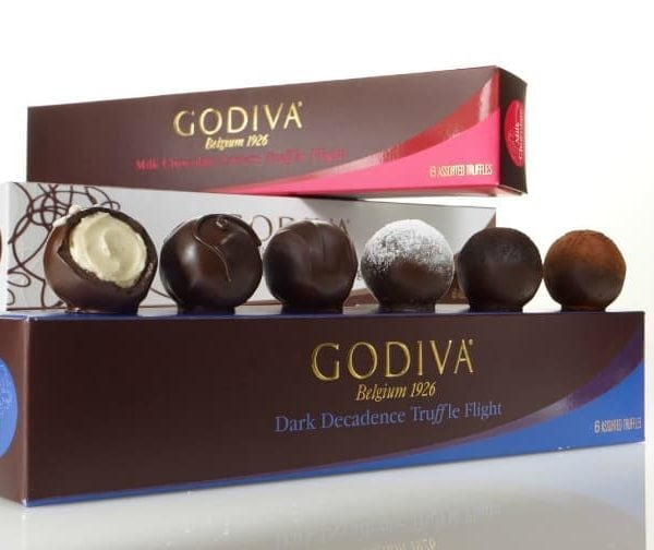 NEW GODIVA Truffle Flights™ #TruffleTakeOff Tour | www.diethood.com