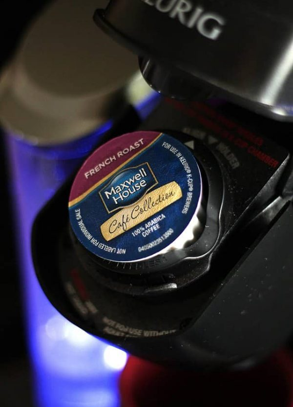 Maxwell House Cafe Classic | www.diethood.com | #sponsored #coffee