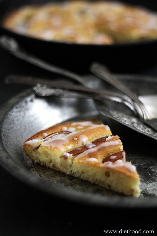 Pear Cake | www.diethood.com