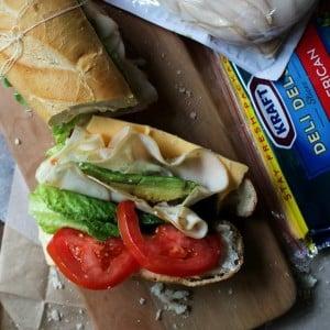 Roasted Turkey Sandwiches | www.diethood.com |