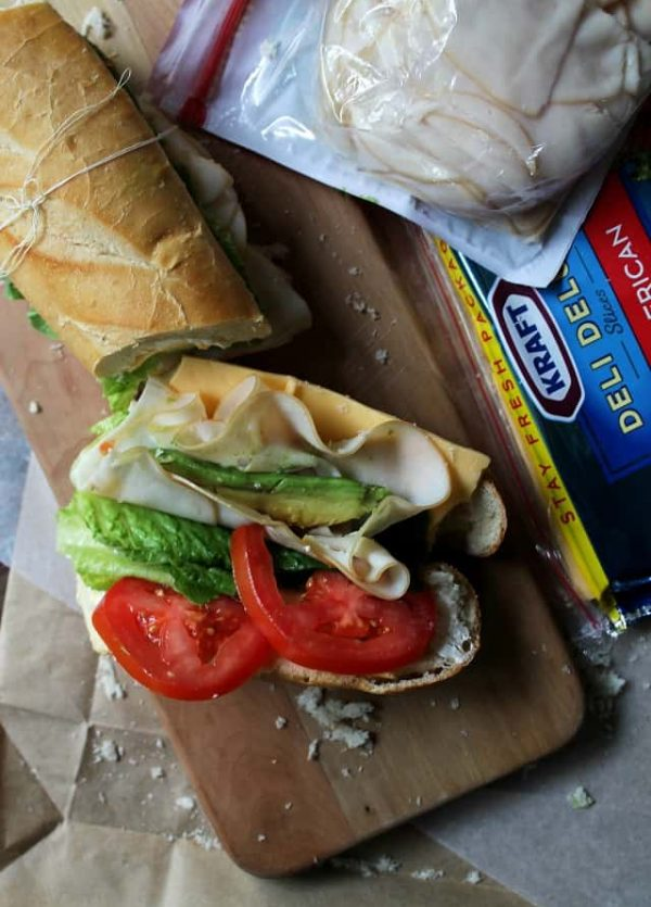 Roasted Turkey Sandwiches | www.diethood.com |