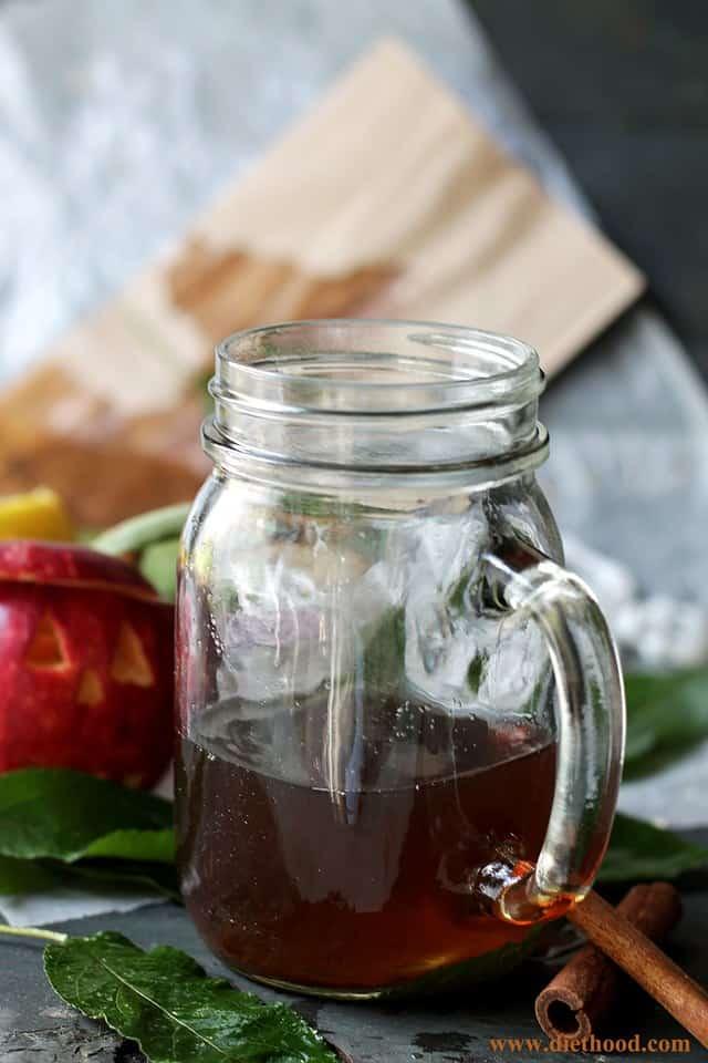 Apple Cider Spiked Diethood Spiked Apple Cider