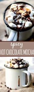 Spicy Hot Chocolate Mocha Recipe