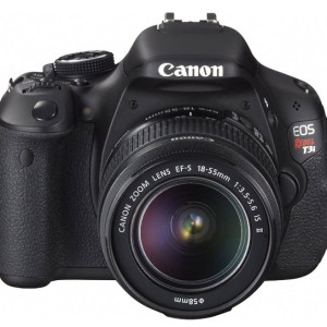 CANON EOS Rebel T3i DSLR Camera Giveaway