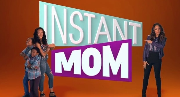 Girl's Night In with Instant Mom #MotherFunny | www.diethood.com | #shop #cbias
