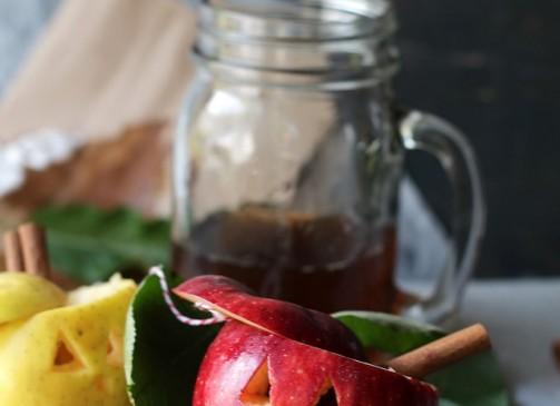 Spiked Apple Cider | www.diethood.com