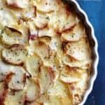 Loaded Baked Potato Casserole (Easy Potatoes Au Gratin Recipe)