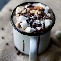 Spicy Hot Chocolate Mocha | www.diethood.com