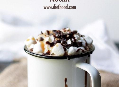 Spicy Hot Chocolate   www.diethood.com