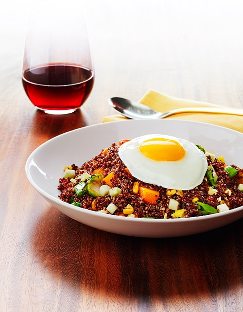 P.F. Chang's Quinoa Fried Rice