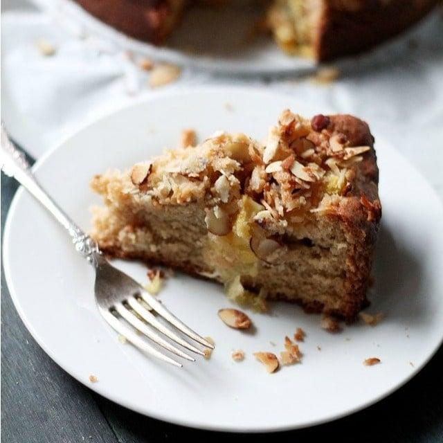 Coffee Cake Diethood Recipe Orange and Almond Coffee Cake