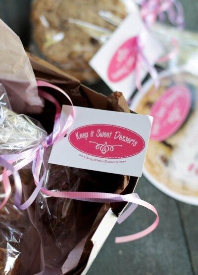 Keep It Sweet Desserts Giveaway | www.diethood.com