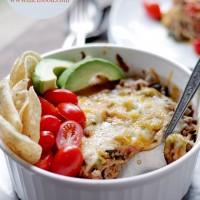 Taco Casserole   www.diethood.com