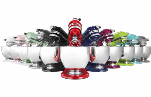 KitchenAid Stand Mixer Giveaway | www.diethood.com