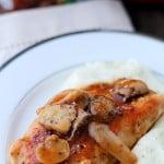 Chicken Marsala #CampbellSauces