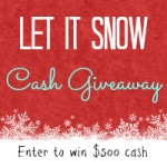 $750 Cash Giveaway | www.diethood.com