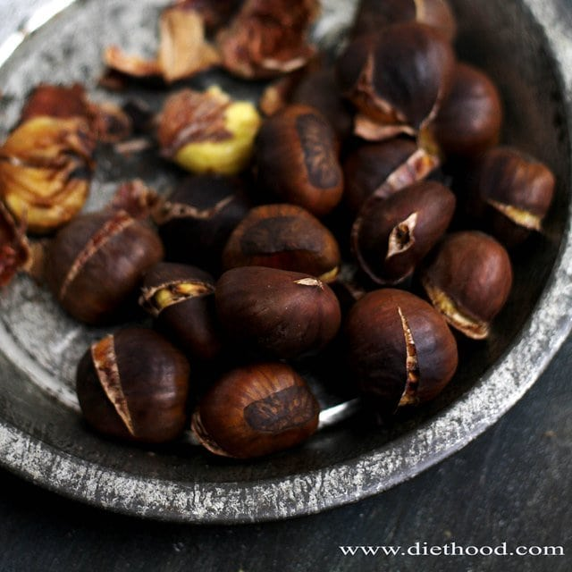 Roasted Chestnuts Recipe | Diethood