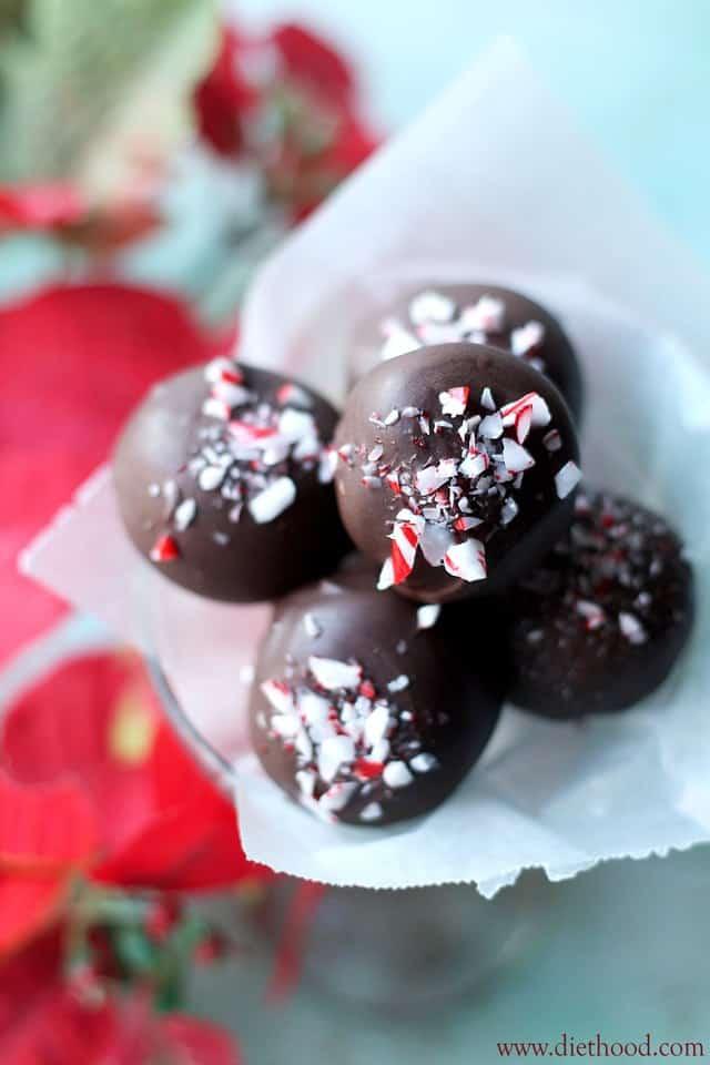 Calories In Chocolate Oreo Balls