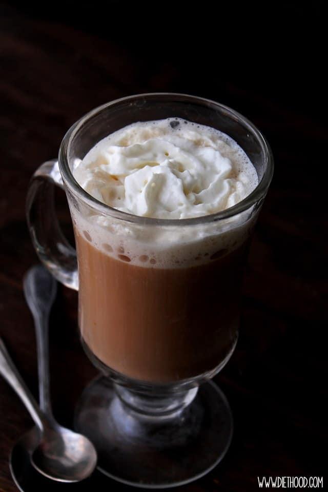 Authentic Irish Coffee Diethood Authentic Irish Coffee