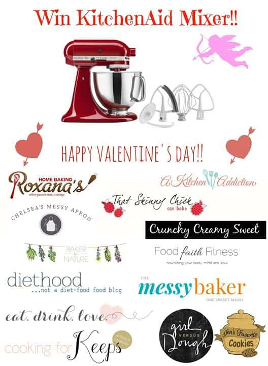 1606318 10201547325549735 1339535358 o Red Wine Creme Brulee + KitchenAid Stand Mixer Giveaway!