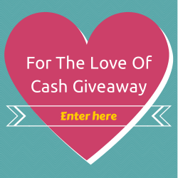 Love Of Cash Giveaway | www.diethood.com