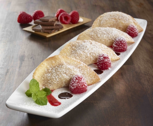 Chocolate Raspberry Wonton at PF Changs Date Night at P.F. Changs + Giveaway