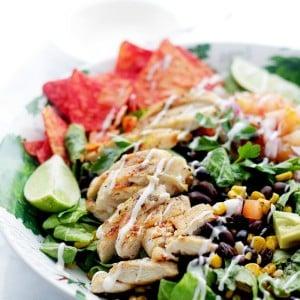 Tex-Mex Margarita Chicken Salad + iPad Air Giveaway!