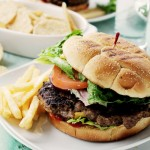 Classic American Cheeseburger + Giveaway