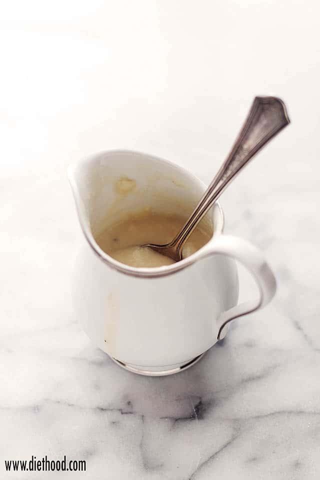 Creamy Chicken Pasta | www.diethood.com