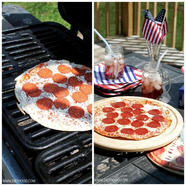 Grilled Pizza Picnic Jacks Pizza and Summertime Food