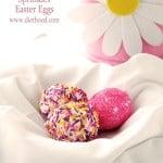Sprinkles Easter Eggs