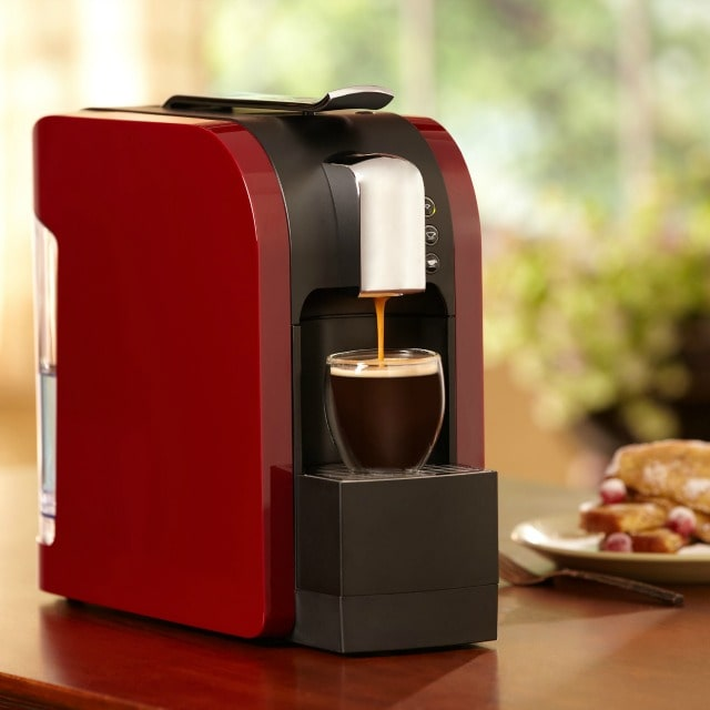 Starbucks Verismo Brewer www.diethood.com