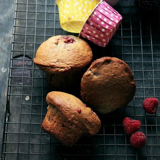 Raspberry Muffins Recipe Raspberry Muffins