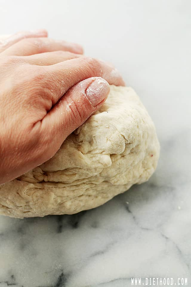 Knead Pizza Dough Yeast Free Pizza Dough