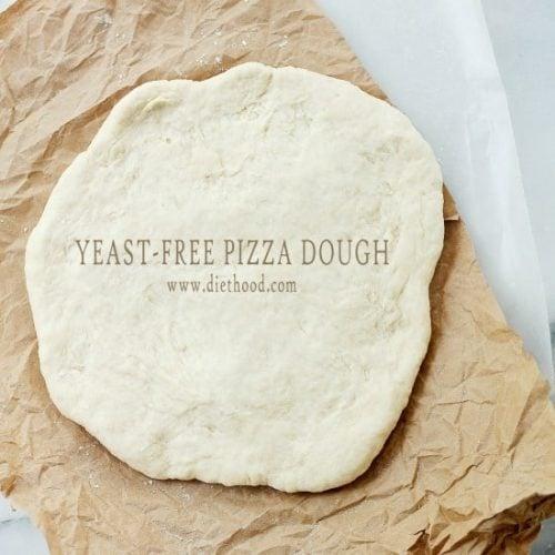 yeast free pizza dough recipe diethood