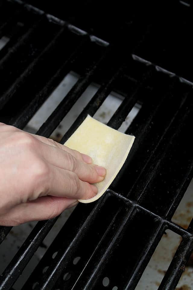 Wipes for Grill Thingamajig Tuesdays with Grate Chef