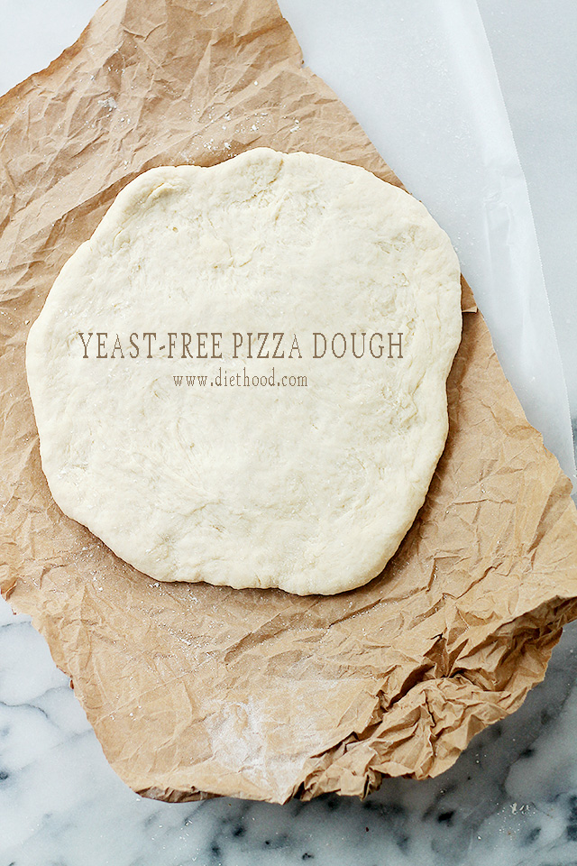 Yeast Free Pizza Dough Yeast Free Pizza Dough