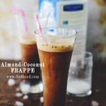 Almond-Coconut Frappe | Thingamajig Tuesdays