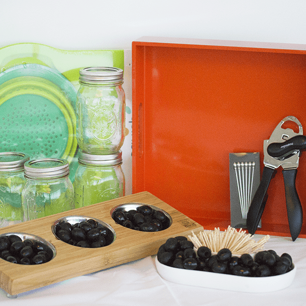 COC Prize Package Visual Feta Cheese Covered Olives + Giveaway