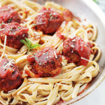Cream Cheese Pork Meatballs