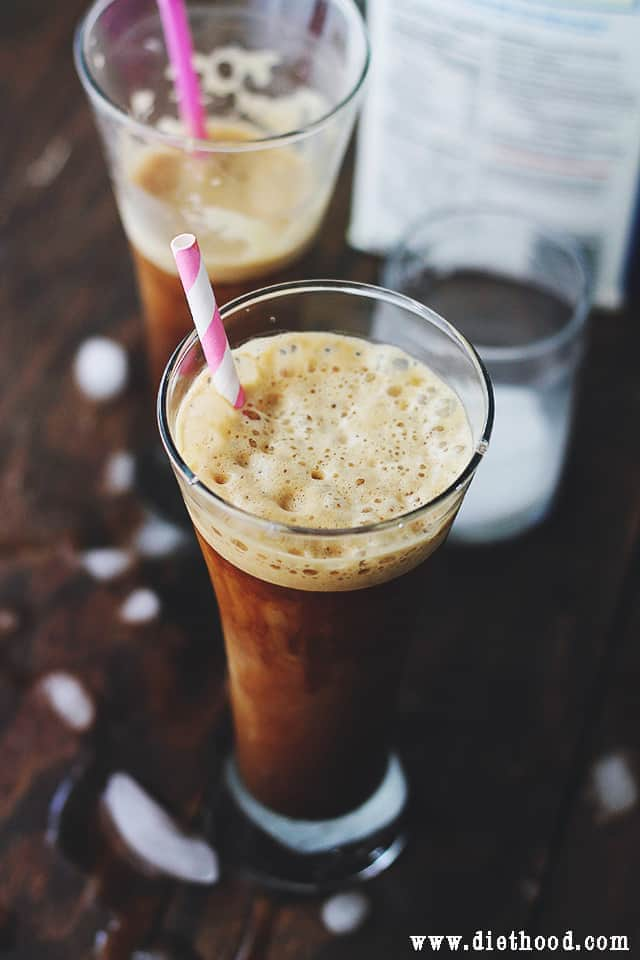 Silk Almond Coconut Frappe Almond Coconut Frappe | Thingamajig Tuesdays